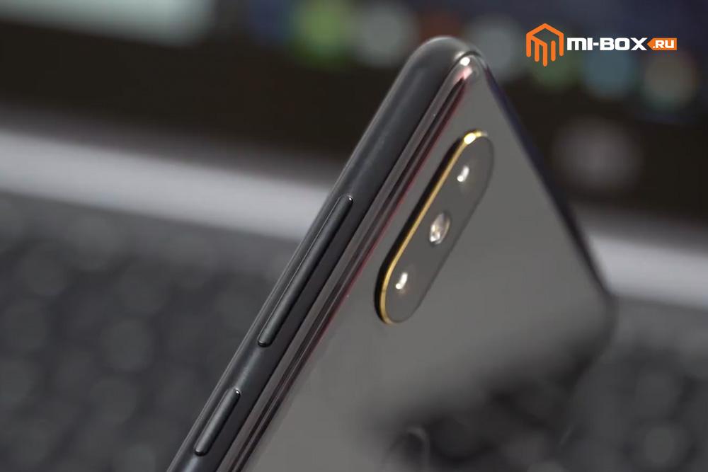 Обзор Xiaomi Mi Mix 2s - правая грань