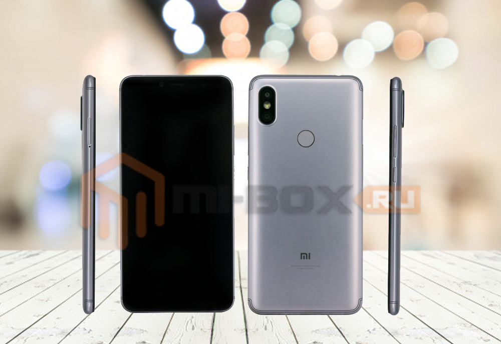 Redmi S2 - очередная новинка от Xiaomi - внешний вид