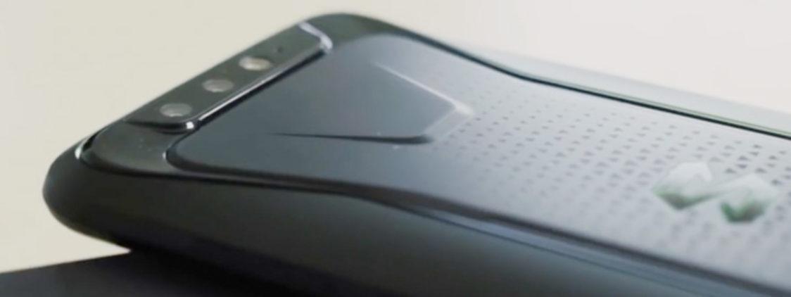Игровой смартфон Xiaomi Black Shark — первый взгляд
