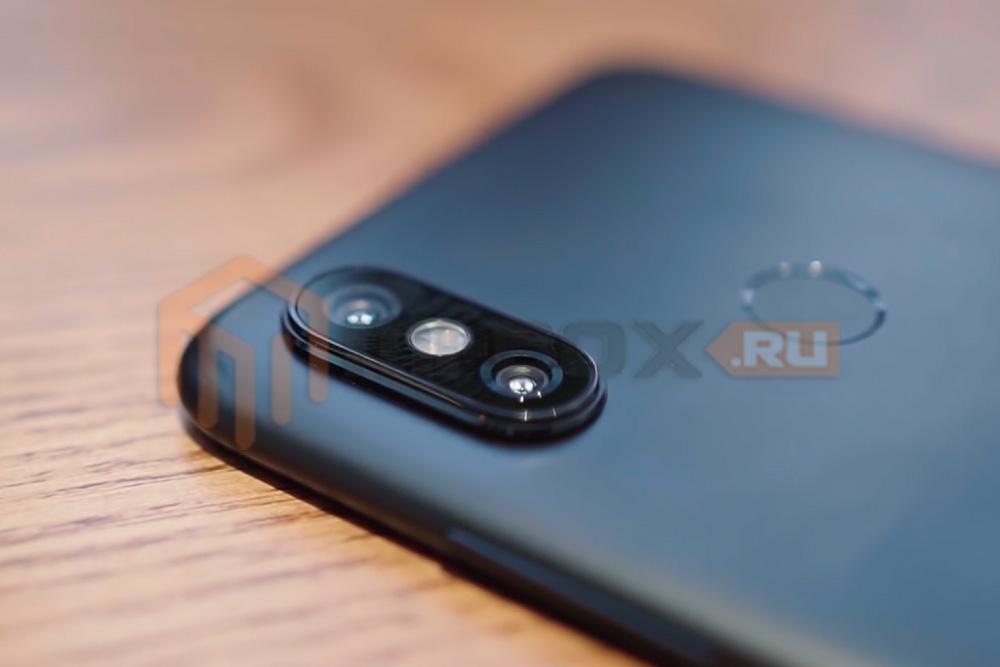 Обзор Xiaomi Mi 6x - основная камера