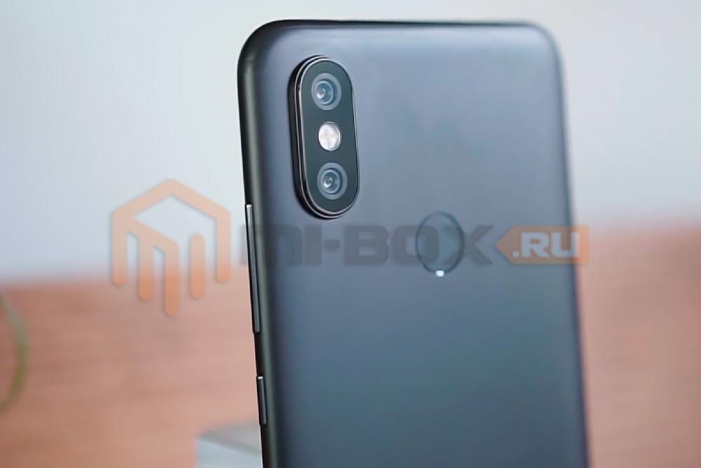 Обзор Xiaomi Mi 6x - камера