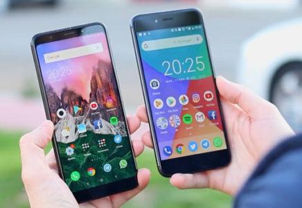 Xiaomi Mi A1 или Redmi 5 Plus — сравнение моделей