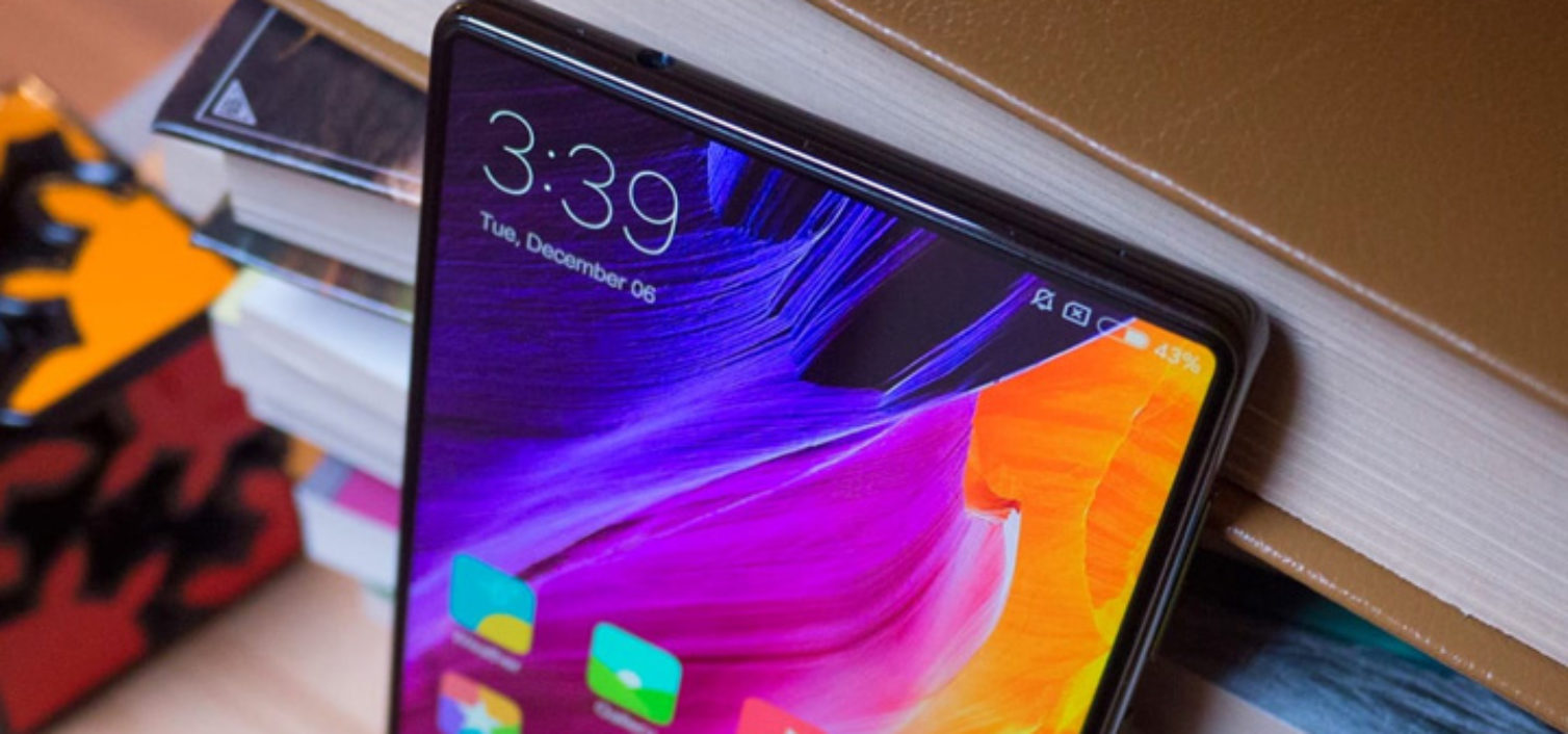 Смартфон Xiaomi Mi Mix 2s первым получит Android P