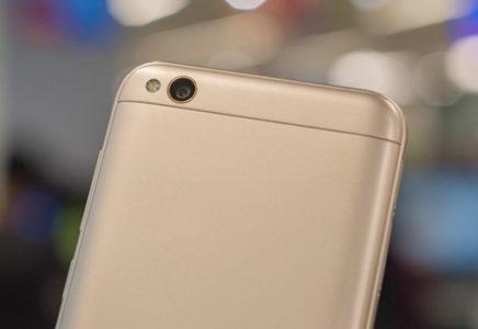 Xiaomi Redmi 5a — самый продаваемый Android-смартфон