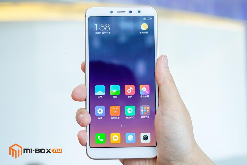 Xiaomi Redmi S2 - дисплей