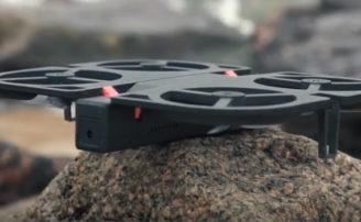 iDol Smart Aircraft — новый квадрокоптер от Xiaomi