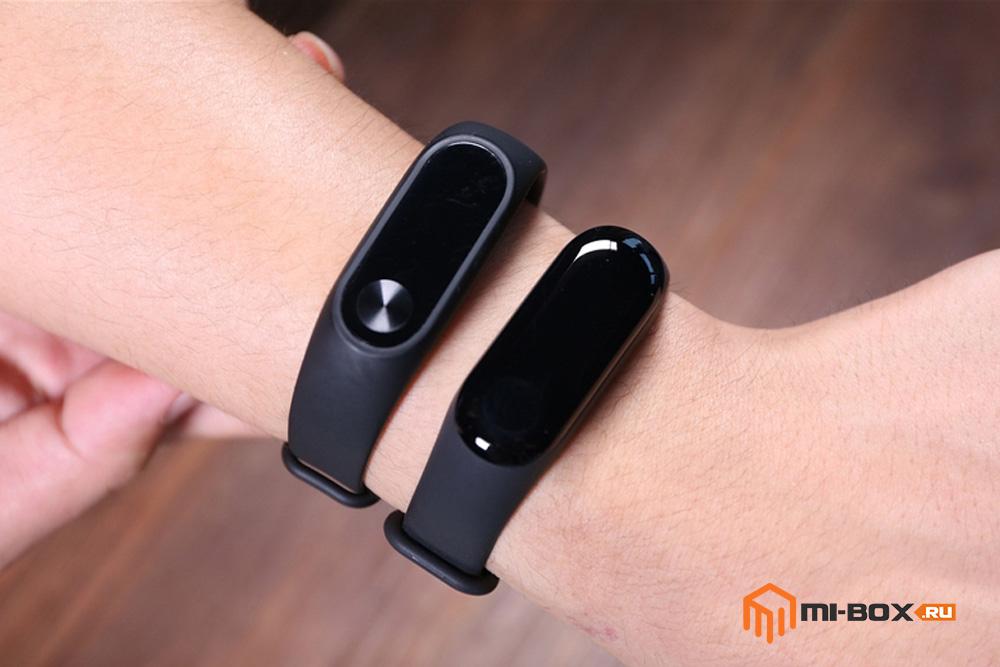 Обзор Xiaomi Mi Band 3 - сравнение с Mi Band 2