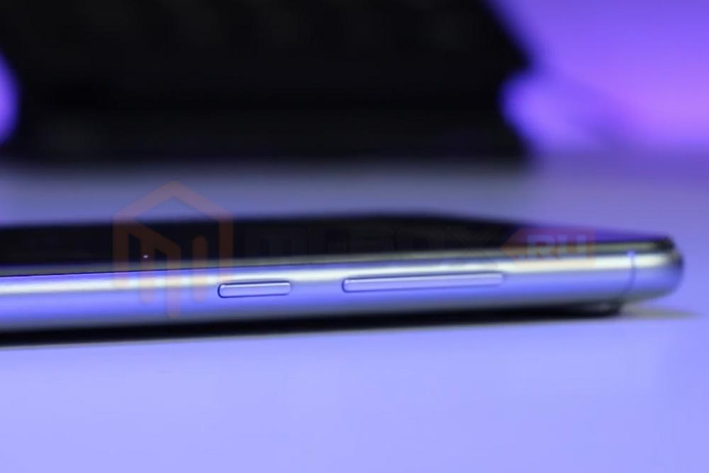 Обзор смартфона Xiaomi Redmi 6 - правая грань