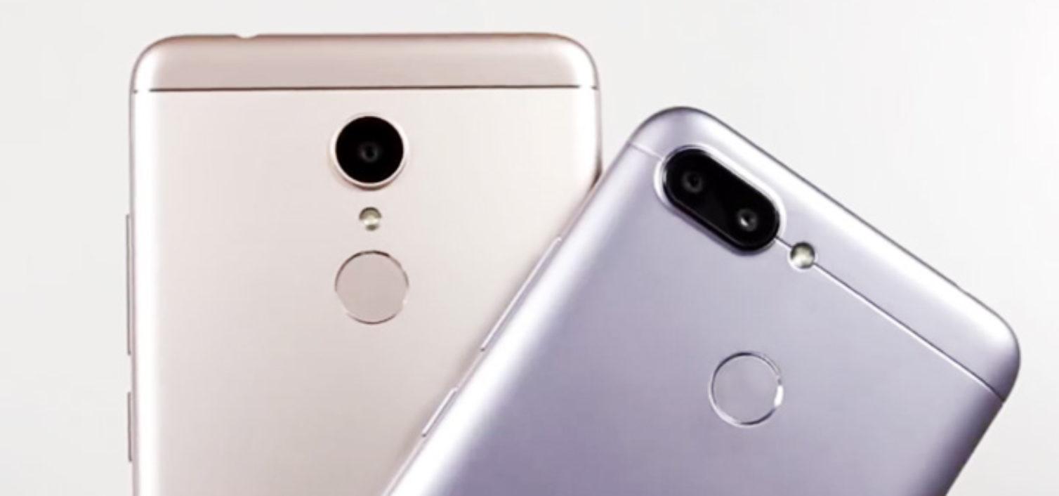 Xiaomi Redmi 6 или Redmi 5 — что выбрать?