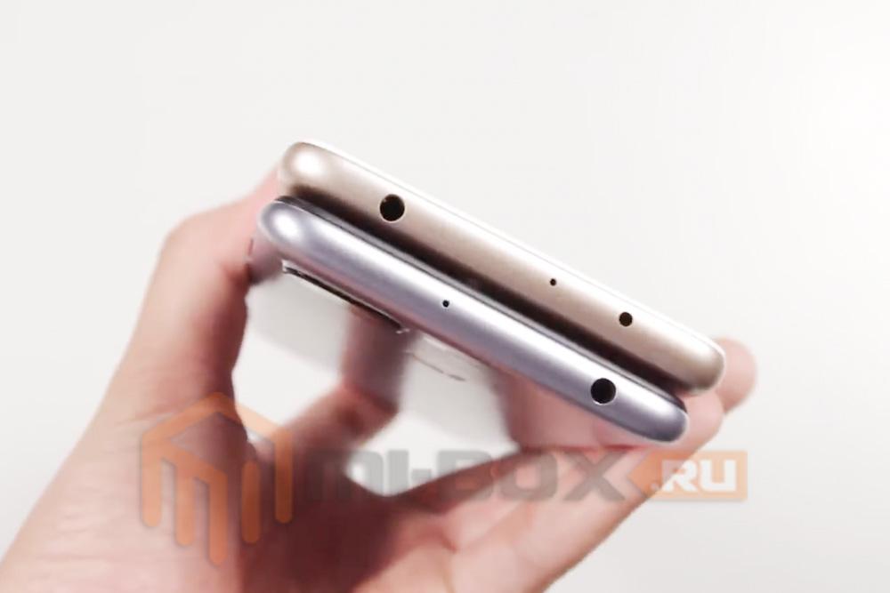 Сравнение Xiaomi Redmi 5 и Xiaomi Redmi 6 - верхняя грань