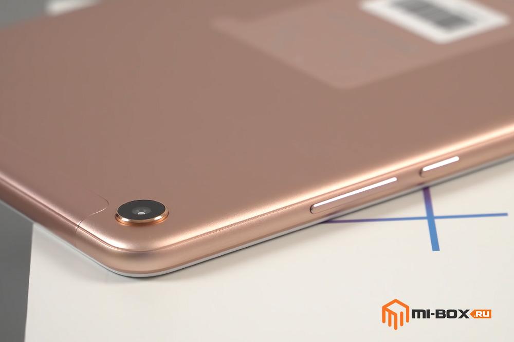 Обзор Xiaomi Mi Pad 4 - правая грань