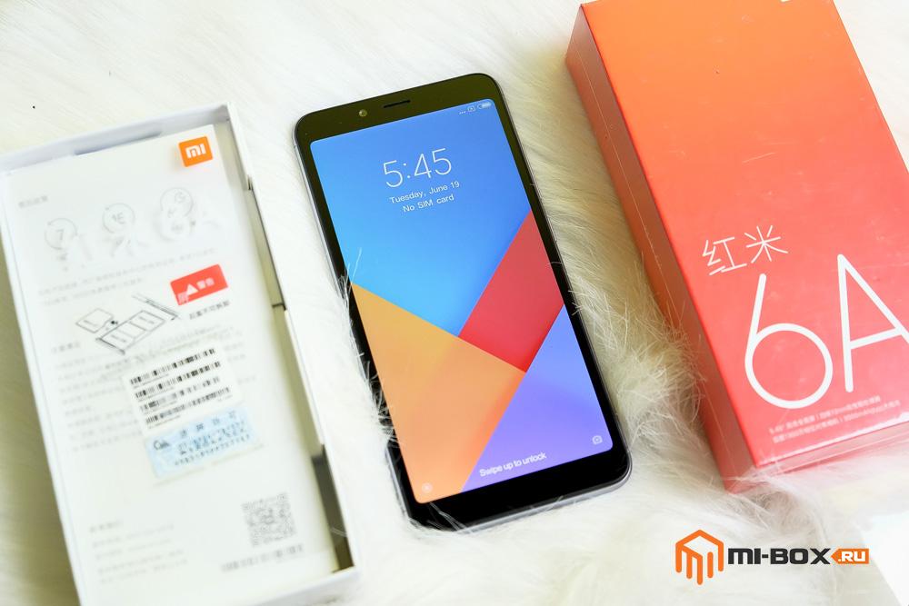 Xiaomi Redmi 6a обзавелся новыми модификациями