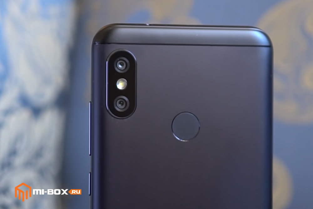 Обзор Xiaomi Mi A2 Lite - камера