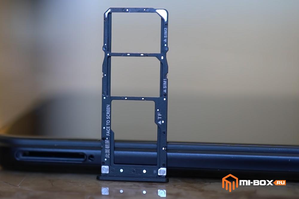 Обзор Xiaomi Mi A2 Lite - левая грань