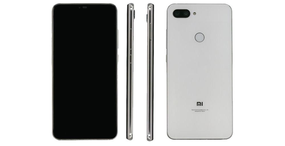 Имиджевый смартфон Xiaomi Mi8 Youth