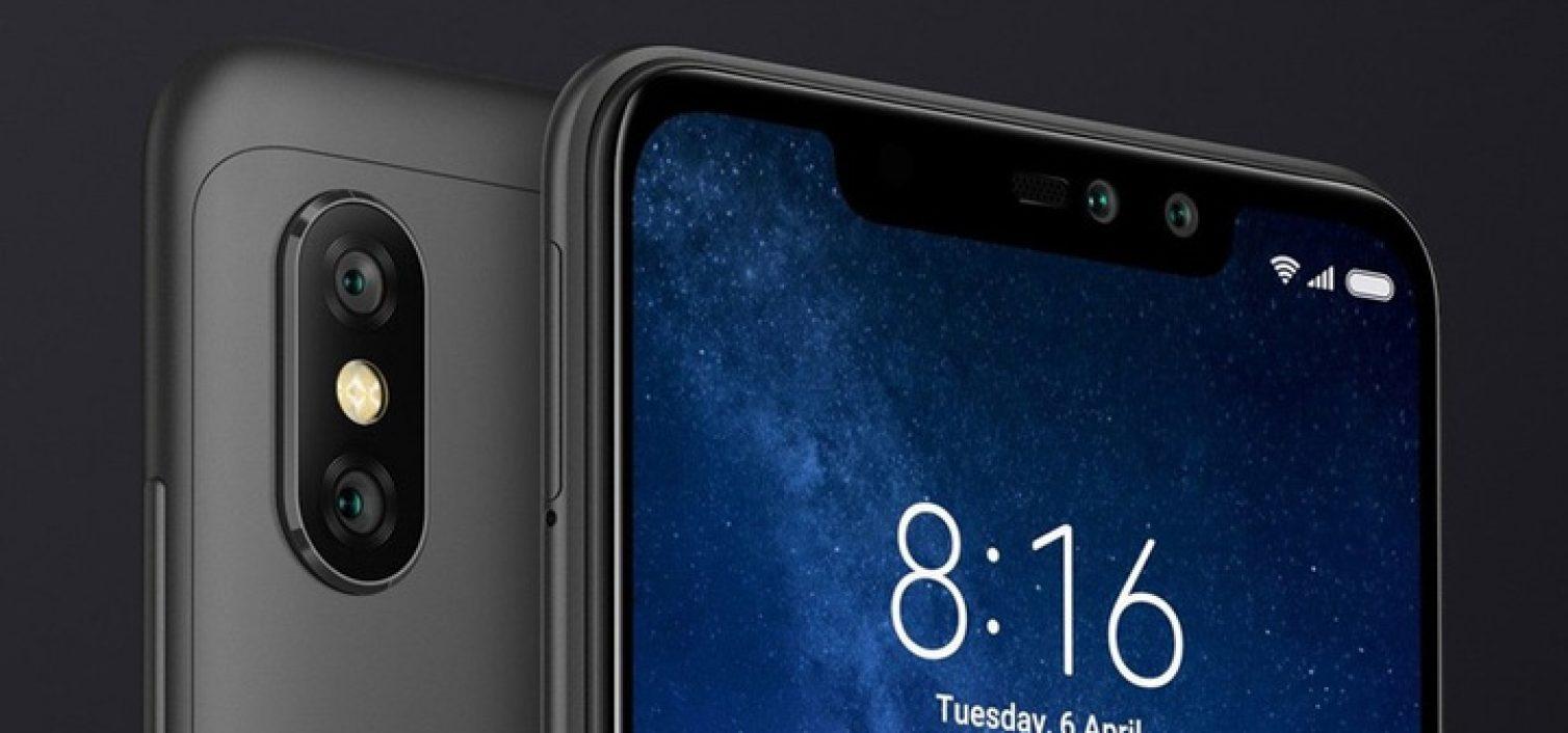 Redmi Note 6 PRO — первый смартфон Xiaomi с 4 камерами