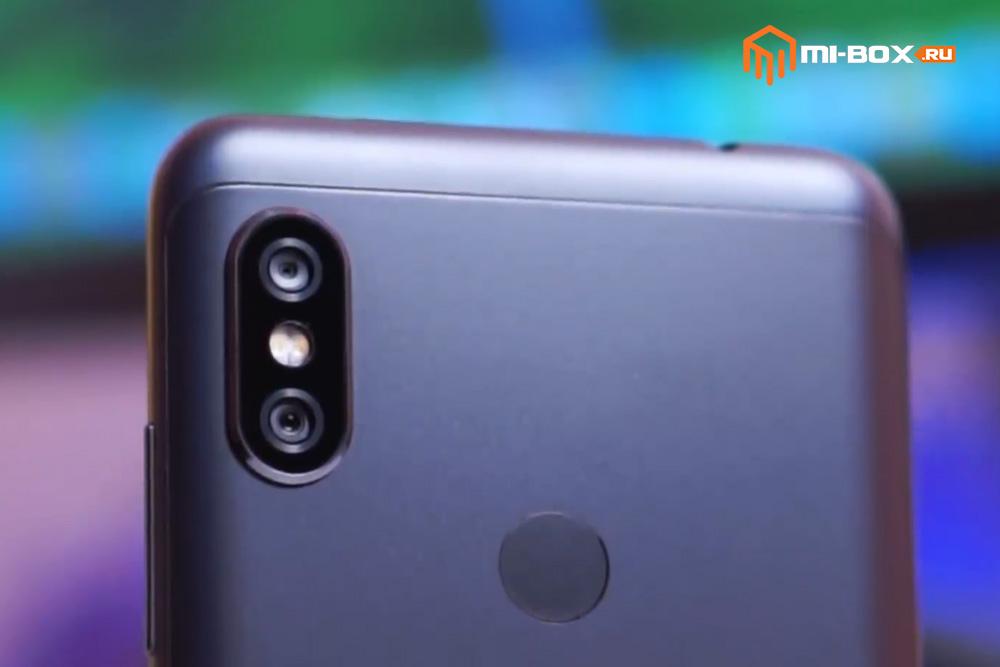 Обзор Xiaomi Redmi Note 6 PRO - основная камера