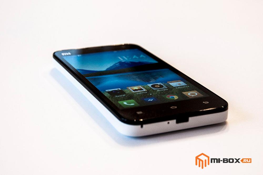 Обзор Xiaomi Mi 2 - дисплей