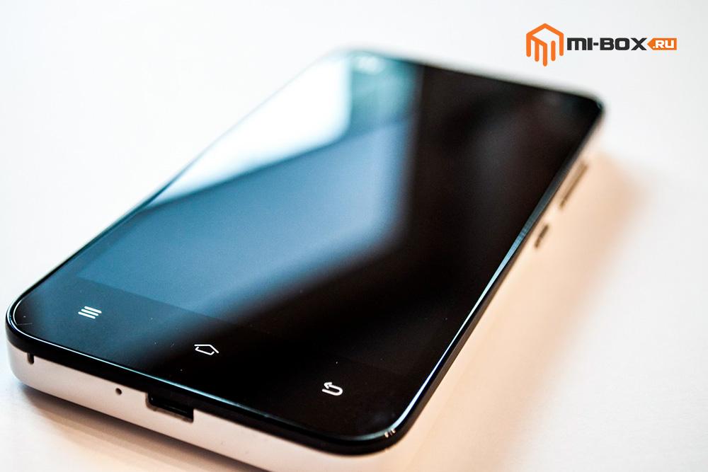 Обзор Xiaomi Mi 2 - передняя грань