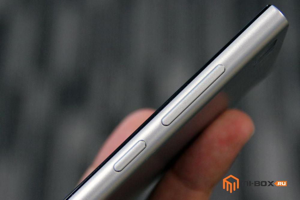 Обзор Xiaomi Mi 3 - правая грань