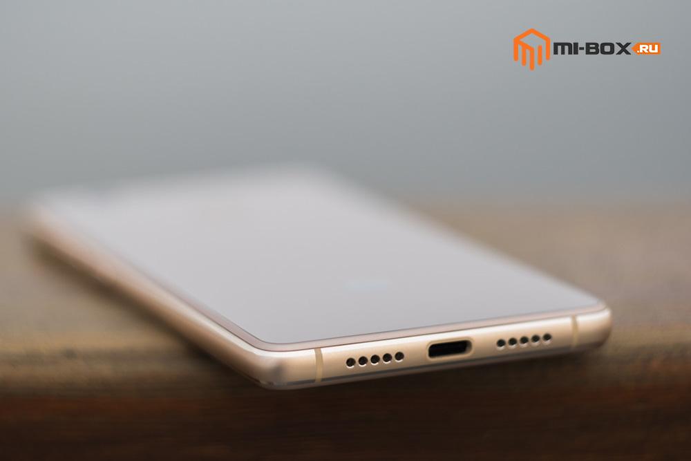 Обзор Xiaomi Mi 4S - нижняя грань
