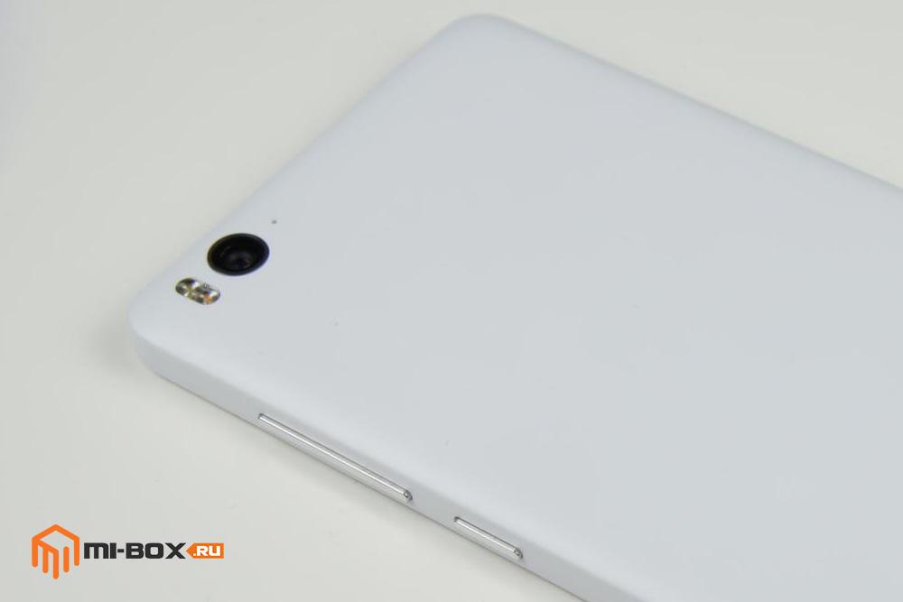 Обзор Xiaomi Mi 4c - камера и качелька громкости