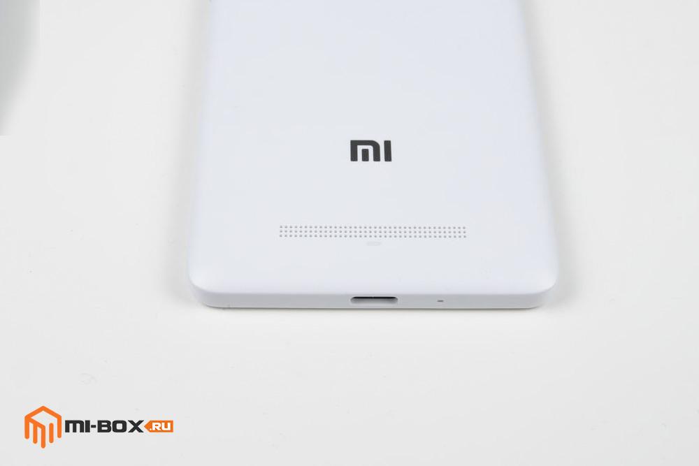 Обзор Xiaomi Mi 4c - нижняя грань