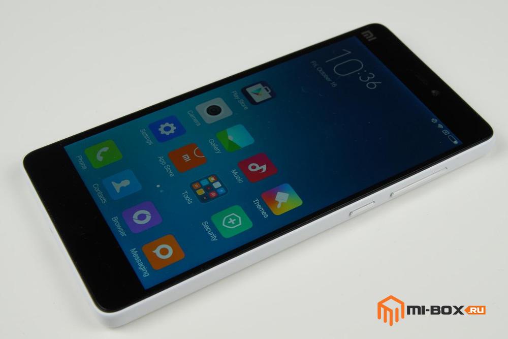 Обзор Xiaomi Mi 4c - правая грань