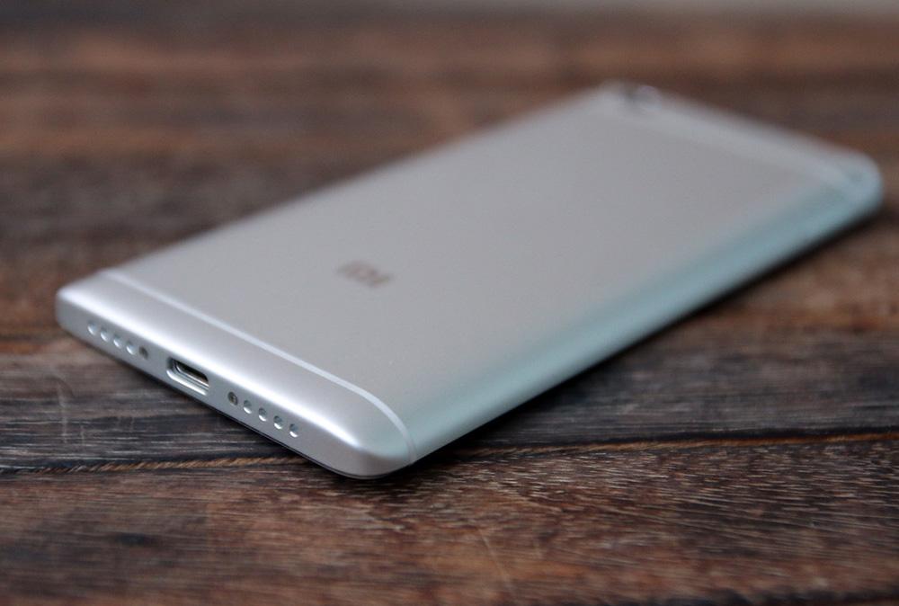 Обзор Xiaomi Mi 5s - левая грань