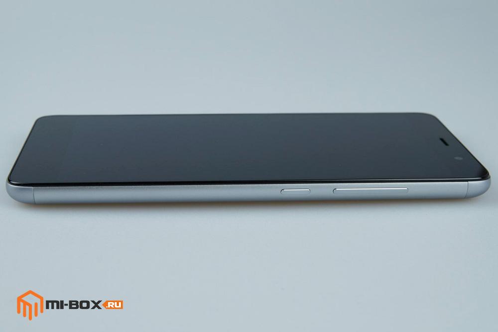 Обзор Xiaomi Redmi Note 3 Pro - правая грань