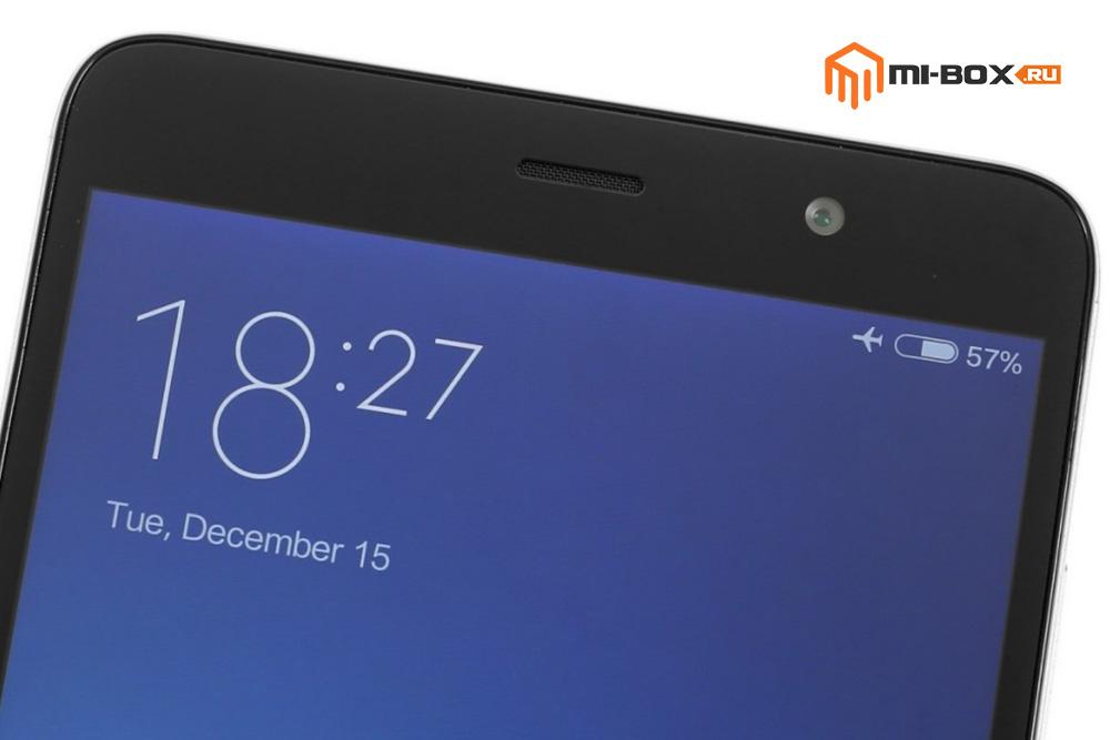 Обзор Xiaomi Redmi Note 3 - фронтальная камера
