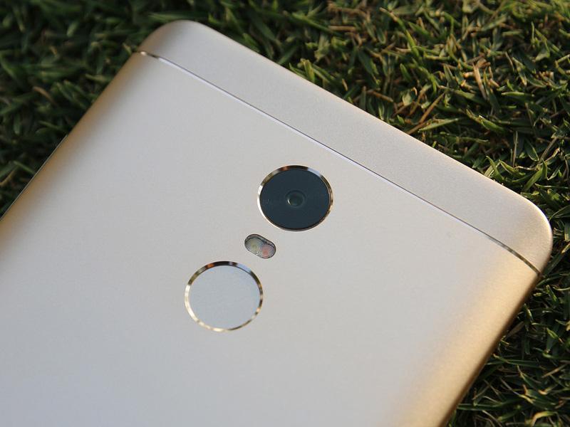 Обзор Xiaomi Redmi Note 4 - основная камера