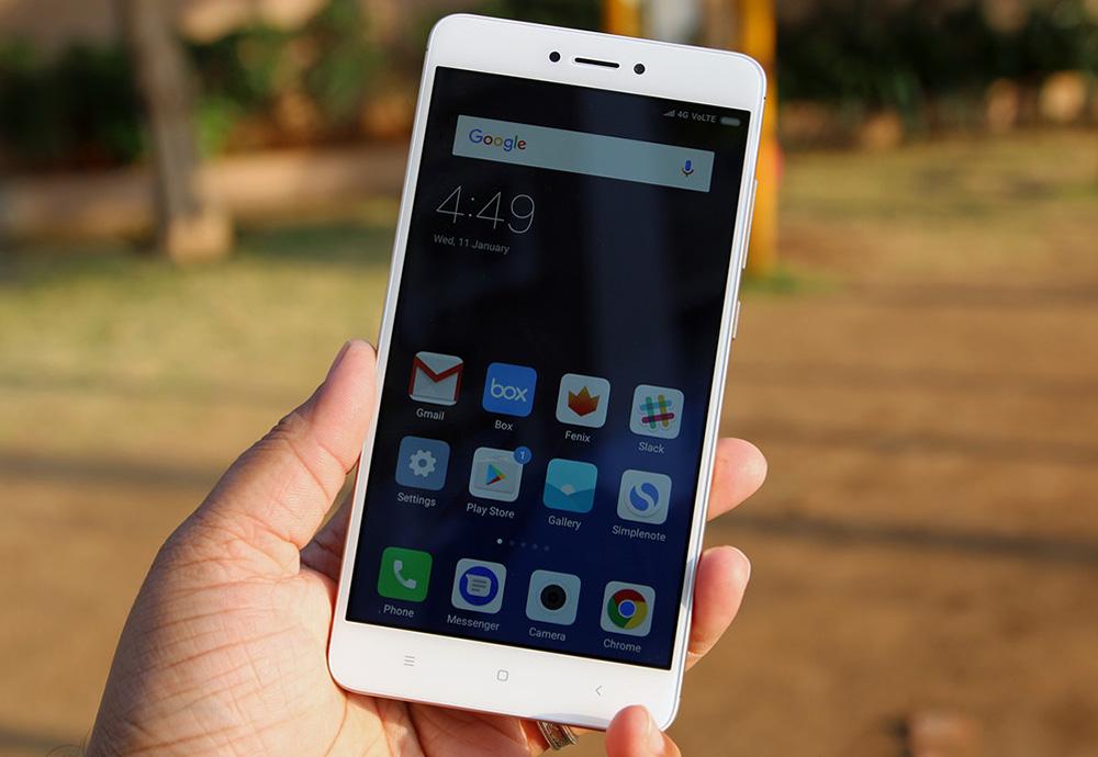 Обзор Xiaomi Redmi Note 4 - внешний вид