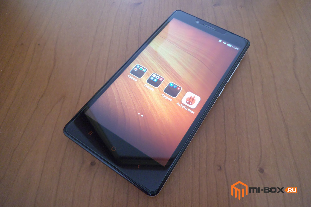 Обзор Xiaomi Redmi Note - дисплей