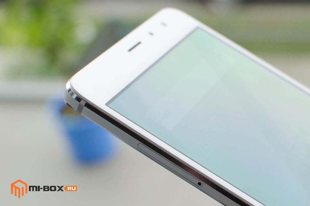 Обзор Xiaomi Redmi Pro - левая грань