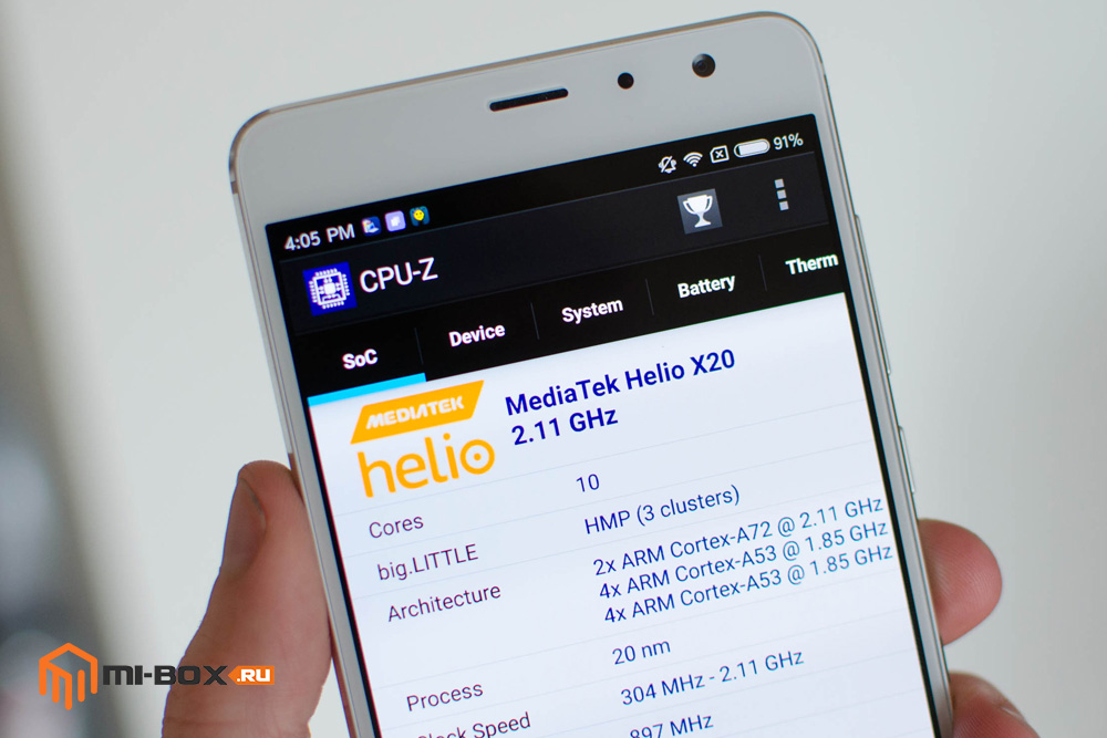 Обзор Xiaomi Redmi Pro - технические характеристики