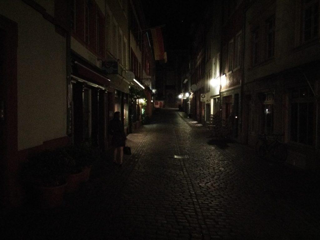 Пример фото снятого на смартфон Xiaomi Mi Max ночью