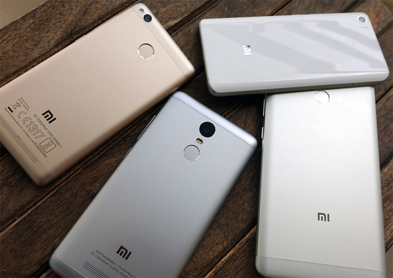 Рейтинг смартфонов Xiaomi по версии AnTuTu Benchmark
