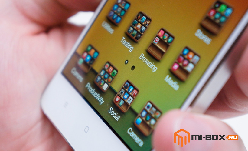 Обзор Xiaomi Mi 4 - иконки приложений