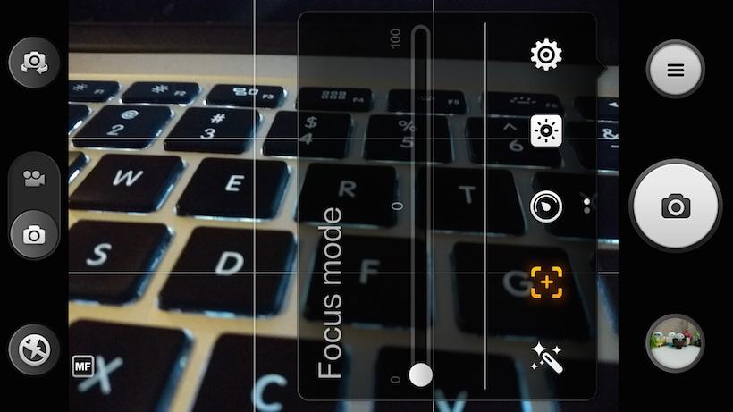 Обзор Xiaomi Mi 4 - камера