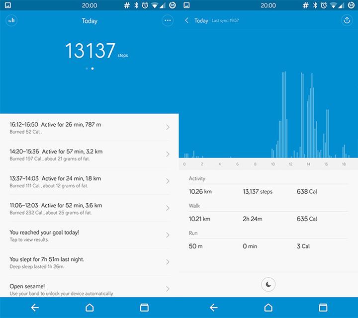 Обзор Xiaomi Mi Band 1S Pulse - Mi Fit