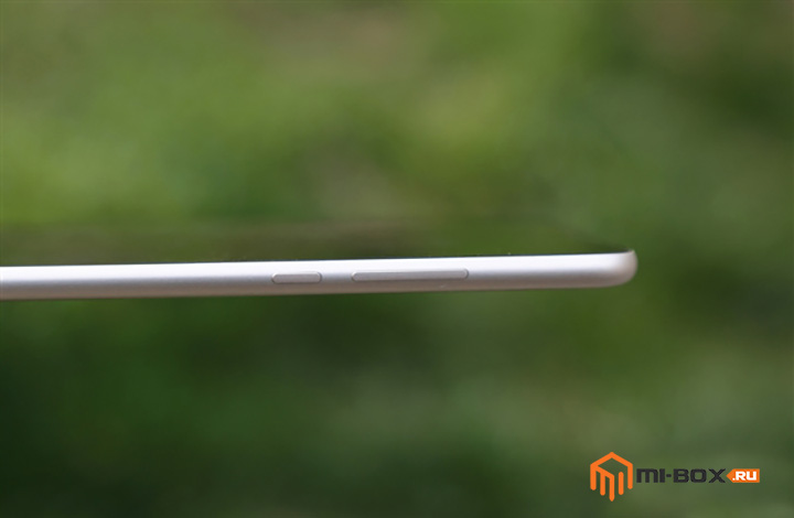 Обзор Xiaomi Mi Pad 3 - правая грань