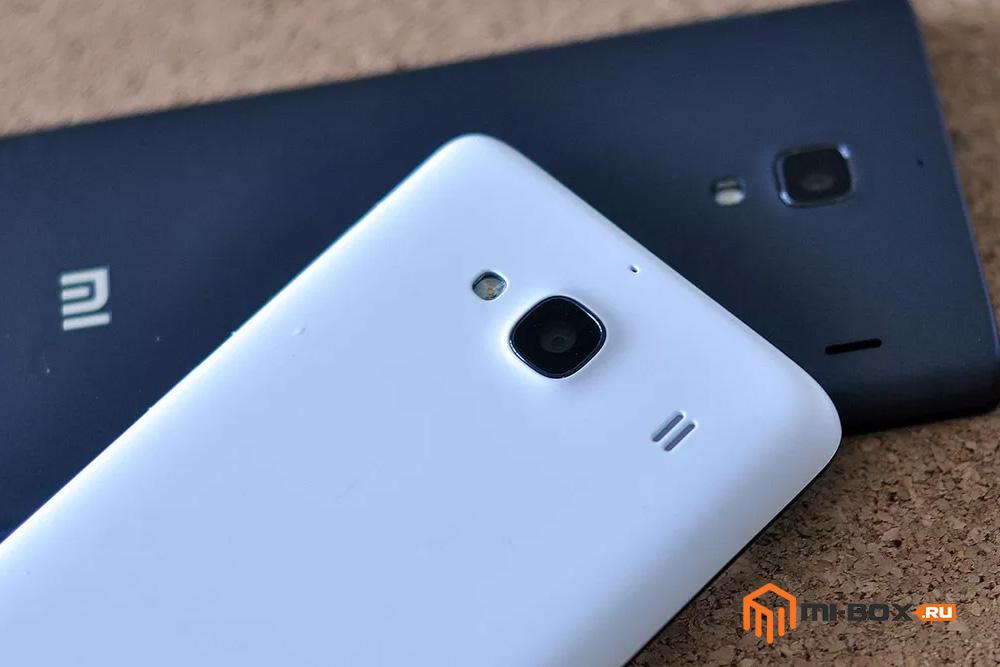 Обзор Xiaomi Redmi 2 - камера