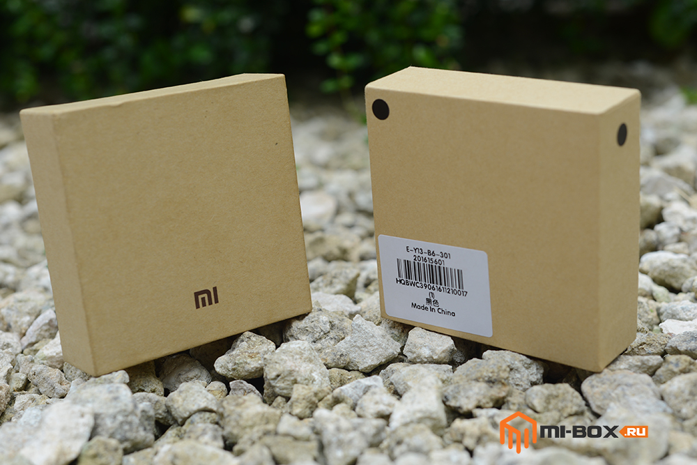 Подделка Xiaomi Mi Band 2 - сравнение старой упаковки с подделкой