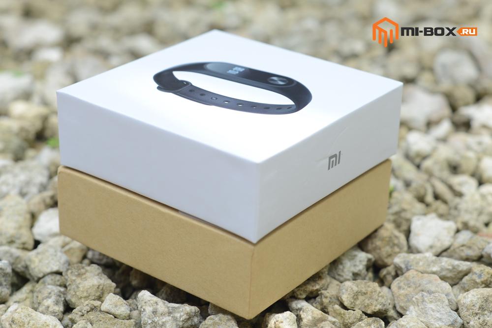 Подделка Xiaomi Mi Band 2 - сравнение упаковок