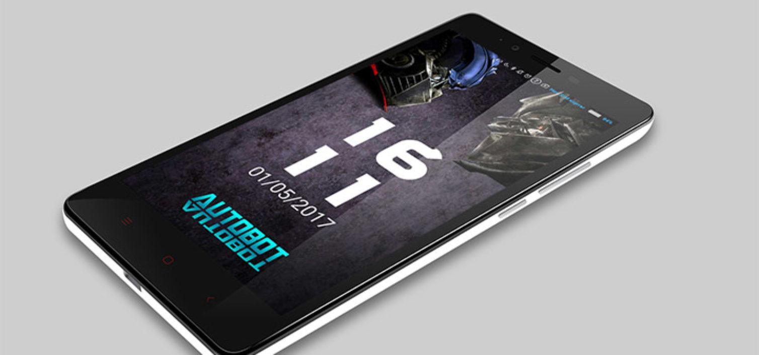Autobots – стильная тема для MIUI по фильму Трансформеры