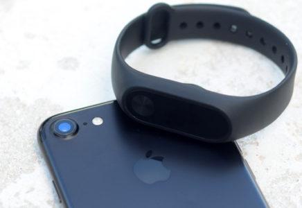 Как подключить Mi Band 2 к iPhone?