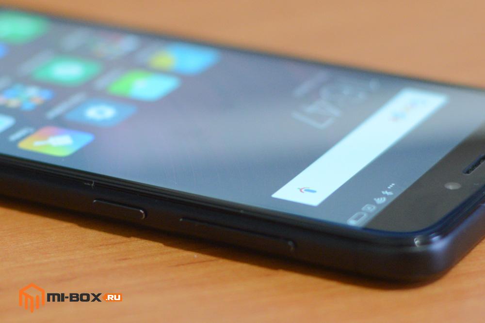 Обзор смартфона Xiaomi Redmi 4x - правая грань