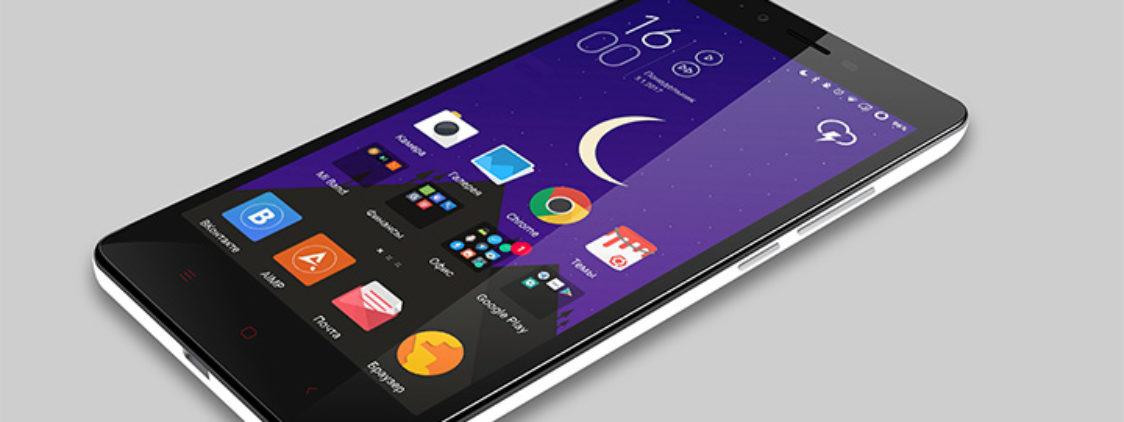 Тема для Xiaomi – Android 8 Oreo
