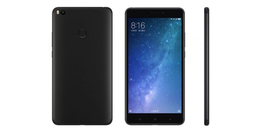 Обзор Xiaomi Mi Max 2 Matte Black
